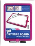 A4 size Dry Wipe Board with Pen